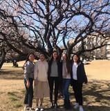 Voice Up Japan ICU Members (February 2020)