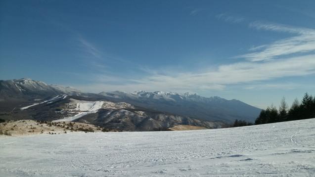 夏リフト・スキー場