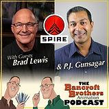 The Bancroft Brothers Podcast x Brad Lewis and P.J. Gunsagar