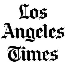LA TIMES PRESS RELEASE