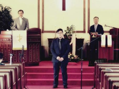 [Sat. HC] Baptism (Apr. 2019)