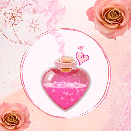 THE LOVE POTION ( SYNASTRY Astro + HD)
