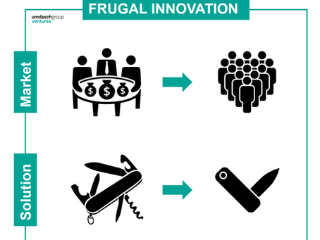 What is frugal innovation?