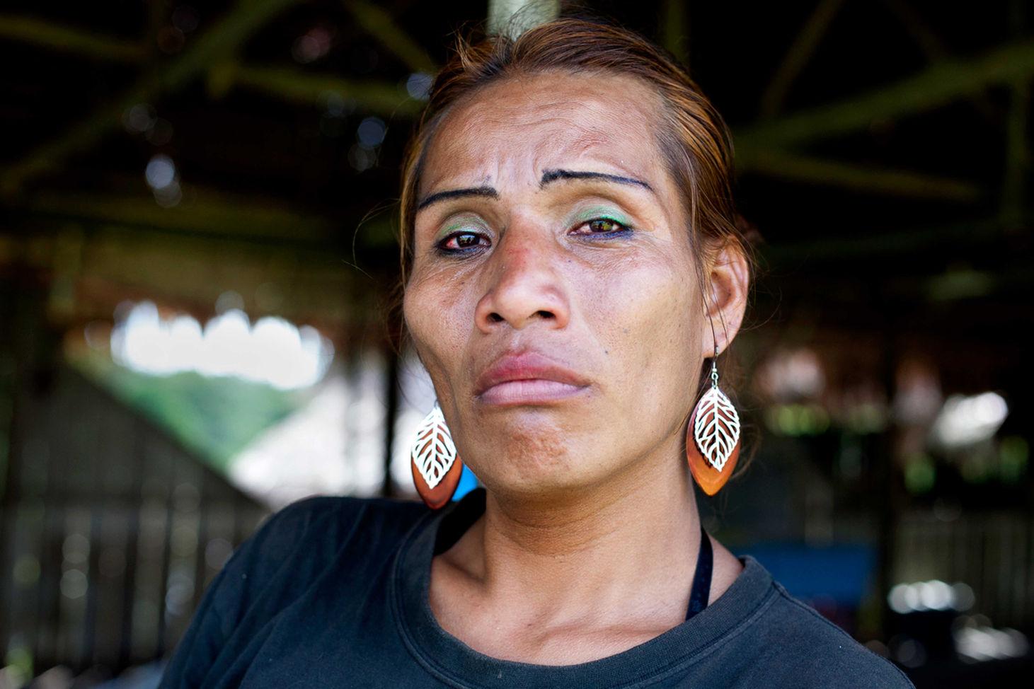 Indigenous Trans Woman