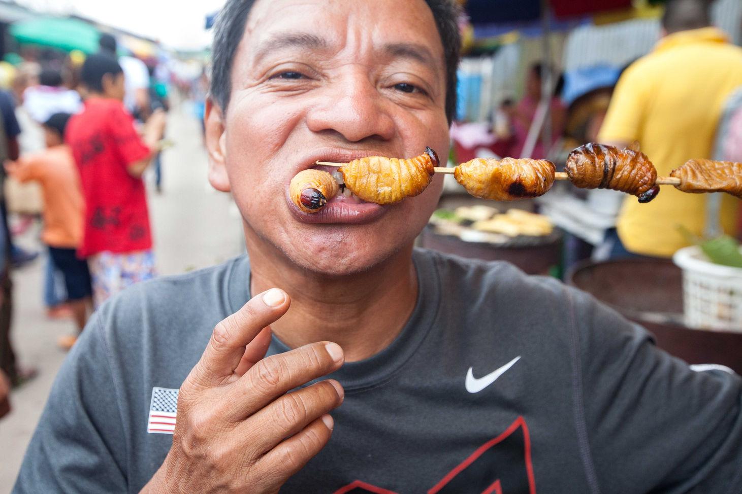 Suri- The Amazonian Delicacy
