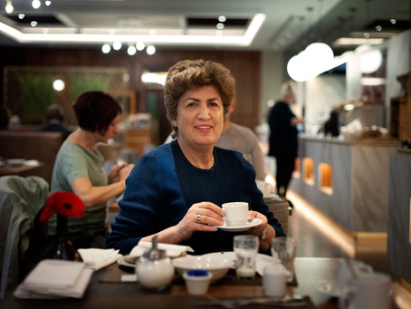 Breakfast with Maria João Rodrigues: Discussing the Future European Multilateral System.