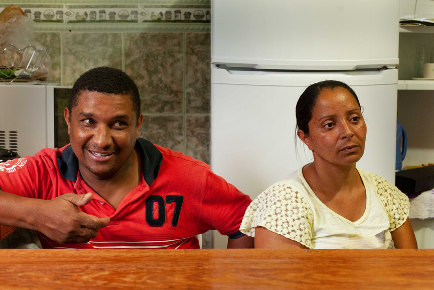 An interview with two members of Bento Rodrigues, who lost their home and belongings.
