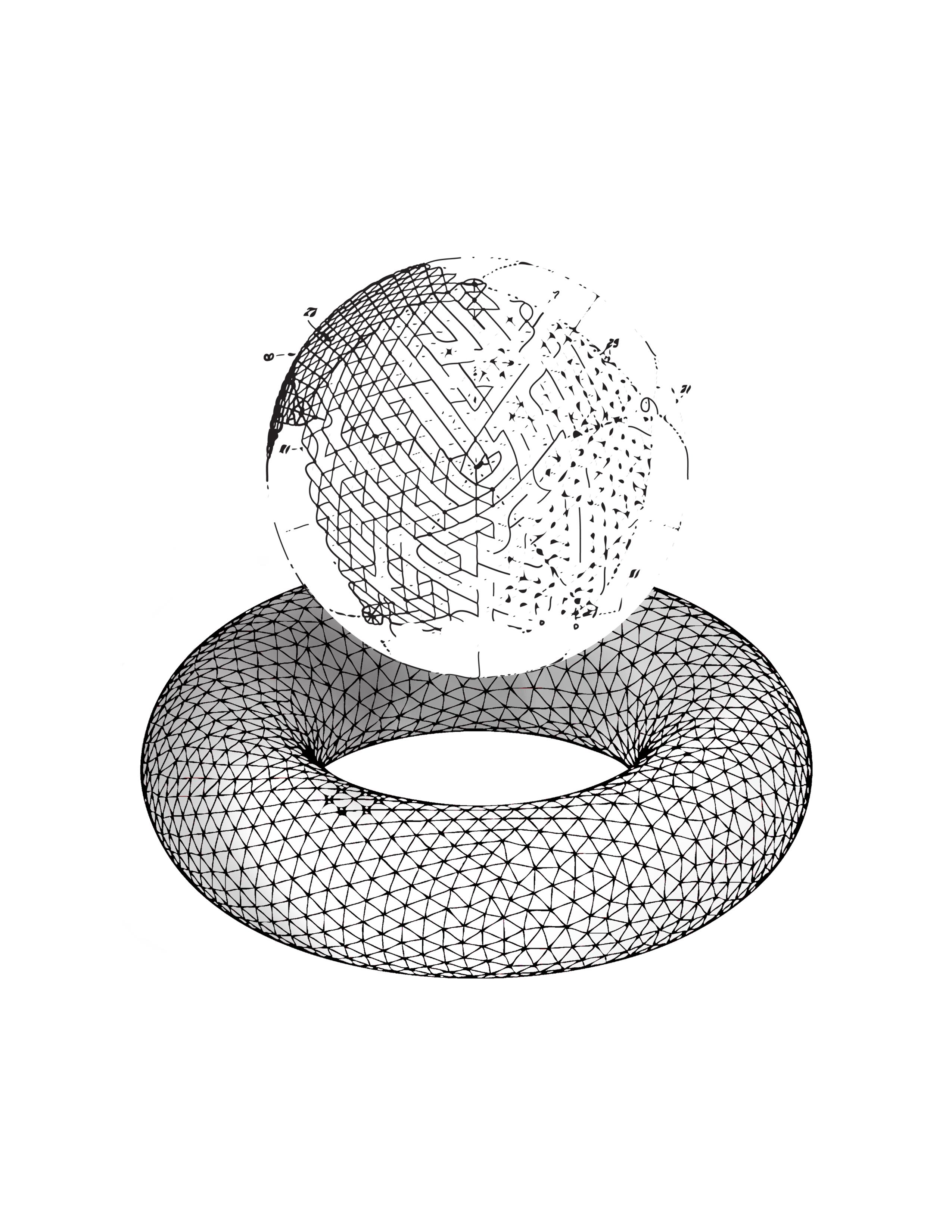 Torus and Sphere