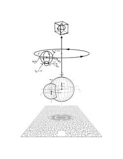 Orbits Over the Maze