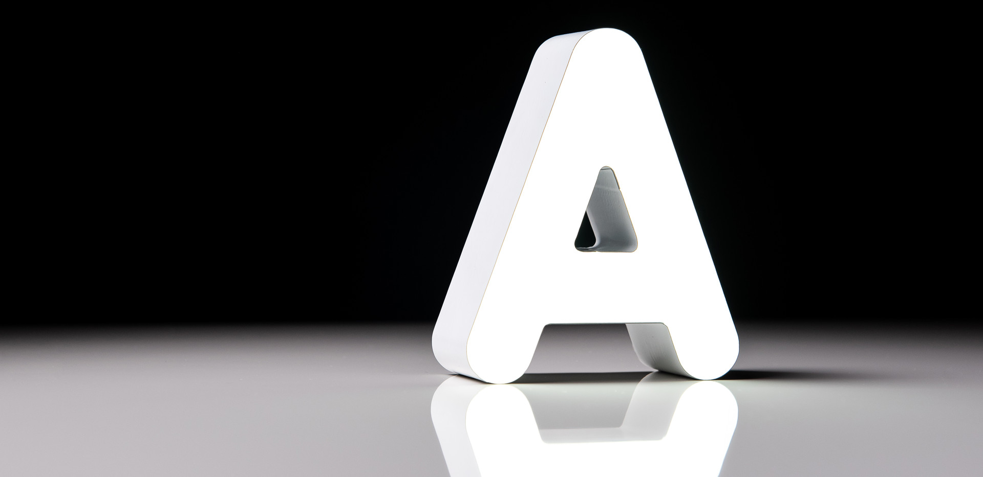 Arcylic Letter