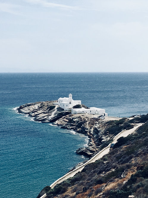 SIFNOS // 23rd to 29th of MAY 2021 -  With Carla