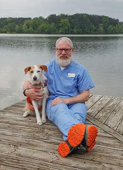 Veterinarian Dr. Jeff Shell, DVM
