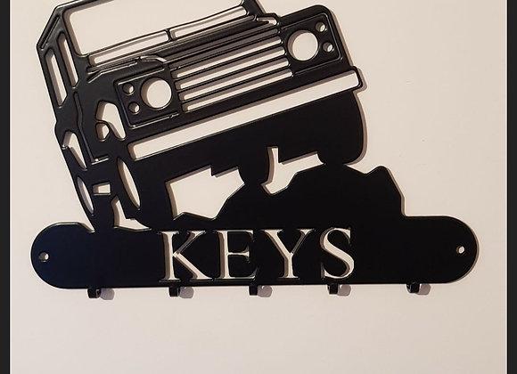 Vehicle Key Hooks