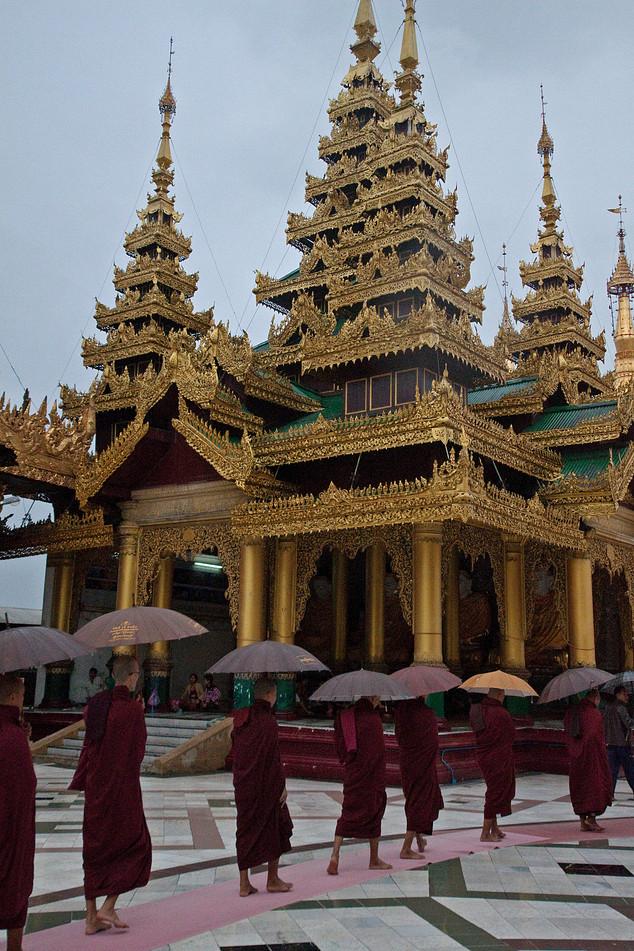 Shwedagon Temple