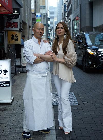 Andrea Fazzari Tokyo, Japan