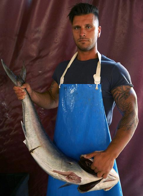 Manuele, Fishmonger