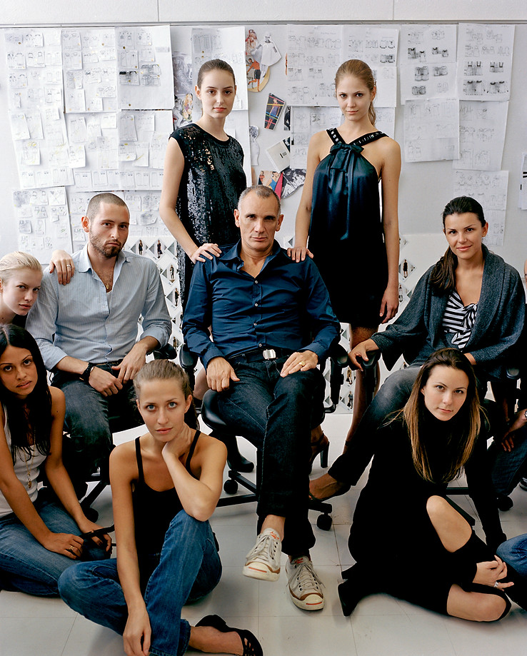 Tufi Duek and his design team