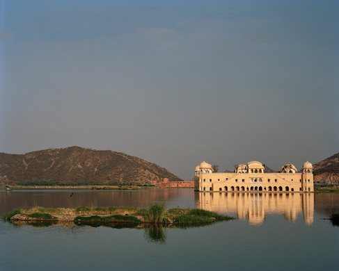 Floating Jal Mahal Palace
