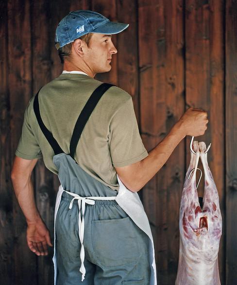 Butcher, Slovenia