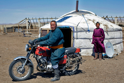 Herder and his Wife
