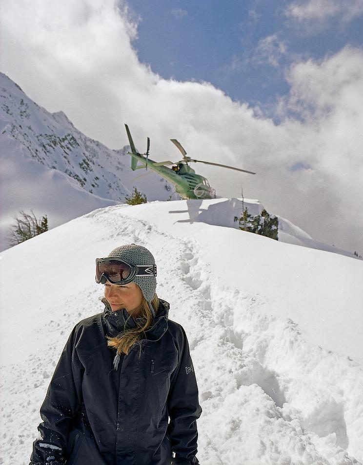 Heliskiing Expedition / Four Seasons