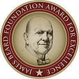 James Beard Award Andrea Fazzari