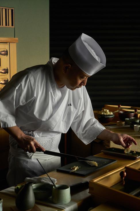 Sushi Shokunin Seiji Nakazawa