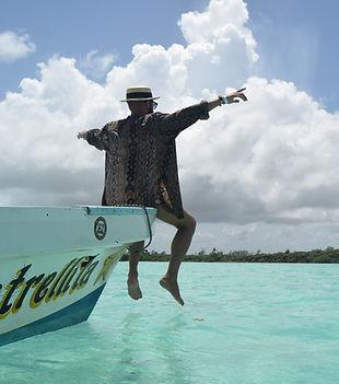 Sian Ka'an Adventure-Excursions d'une journée-Biosphère de Sian Ka'an-Yucatan-Tulum-Tour en bateau-Nature-Snorkeling-Animaux-dauphins-tortues-Punta Allen