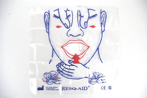 CPR RESQ-AID™ Face Shield (100)
