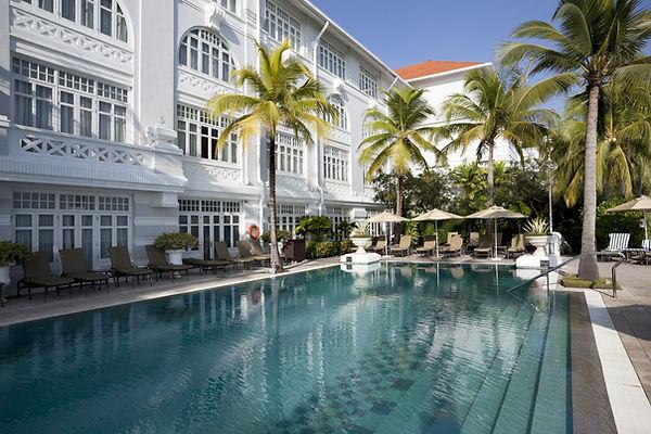 Hôtel piscine Suncost