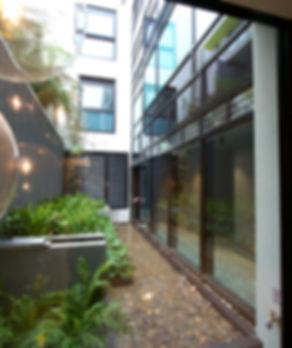 Atrium Garden Window