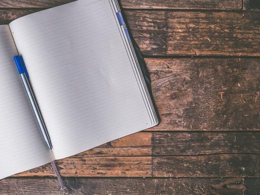 【会員】自分と繋がれない人は日記をつけるのが効果的