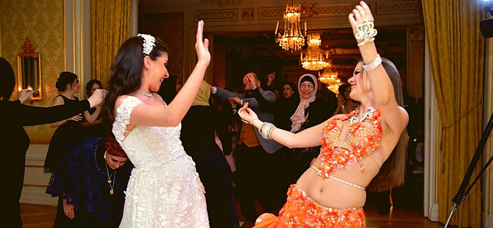 magdans bröllop i Stockholm