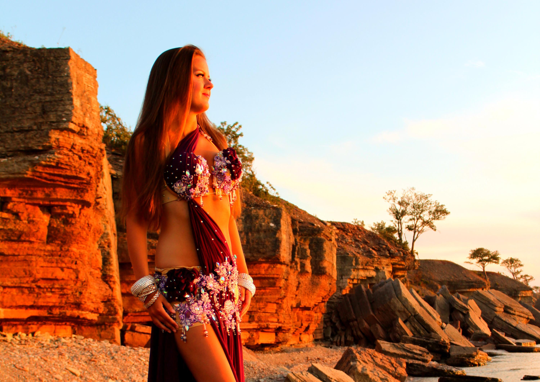 Maja Magdans, orientalisk dans, arabisk dans