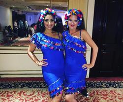 egyptisk folkdans meleya, eskanderani