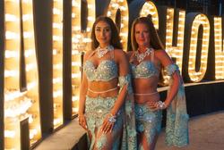 Magdansöser i Egypten, boka magdansöser