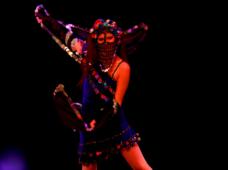 Orientalisk dans, meleya, egyptisk folkdans