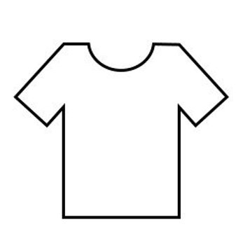MEDIUM - White Crew Neck T-Shirts - 3 Pk.