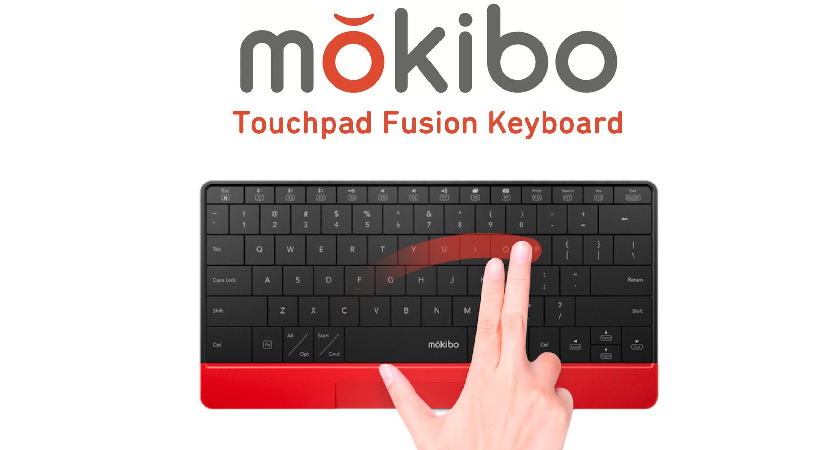 Touchpad Keyboard