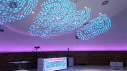 Auditorium met DJ-booth