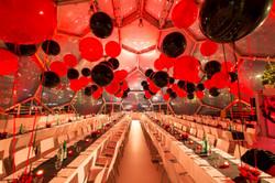 Diner Drijvend Paviljoen