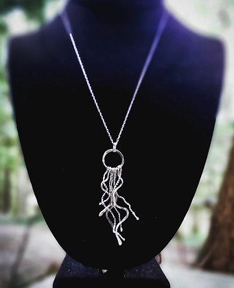 Sirona - Fine Silver Pendant