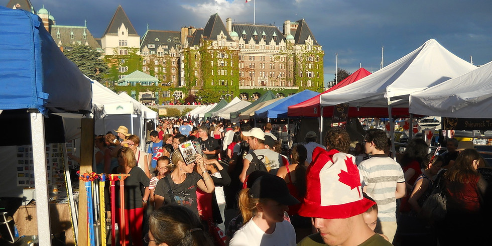 Ship Point Canada Day Weekend Market