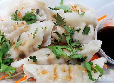 A2. Potstickers (steamed)