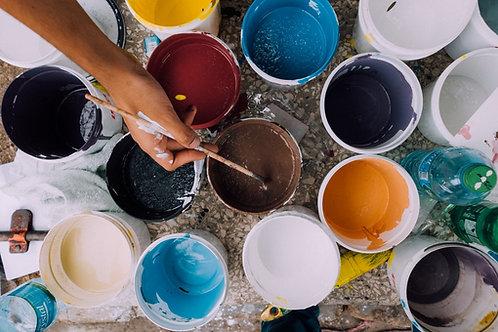 Peinture et addiction