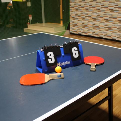 コローレで卓球を楽しんでみませんか?〜前編〜 卓球のルール?シェイクとペンって?
