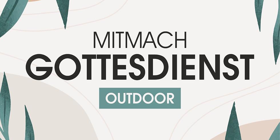 Outdoor Mitmachgottesdienst