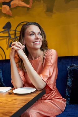 Rose and Ivy Journal, Sutton Foster