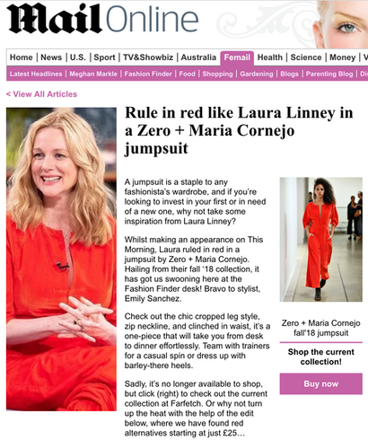 Laura Linney Daily Mail