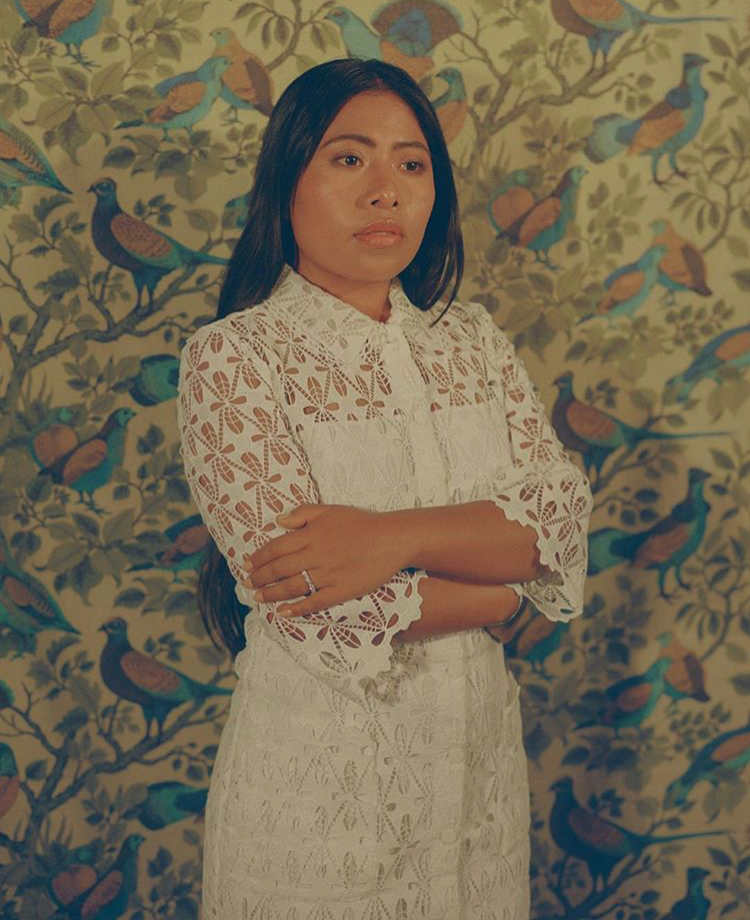 The New York Times, Yalitza Aparicio